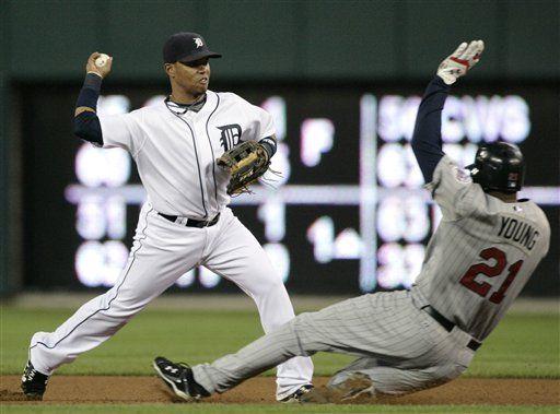 MLB: Tigres 7, Mellizos 2; Ordóñez empuja 3 con doble
