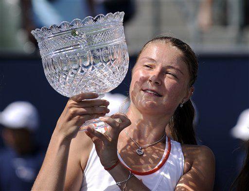Safina gana el East West Bank Classic en Carson