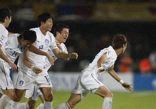 Sub20: Corea del Sur vence 2-0 a Malí