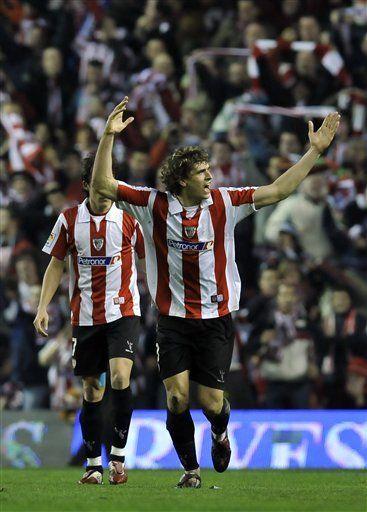 Athletic vence al Sevilla y avanza a final de Copa del Rey