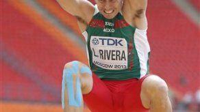 Rivera va por un salto al podio
