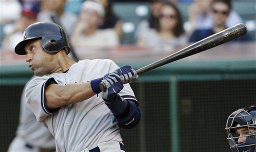 Jeter se acerca a los 3.000 hits y Yanquis se imponen