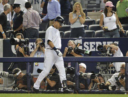 Jeter decide ausentarse del Juego de Estrellas