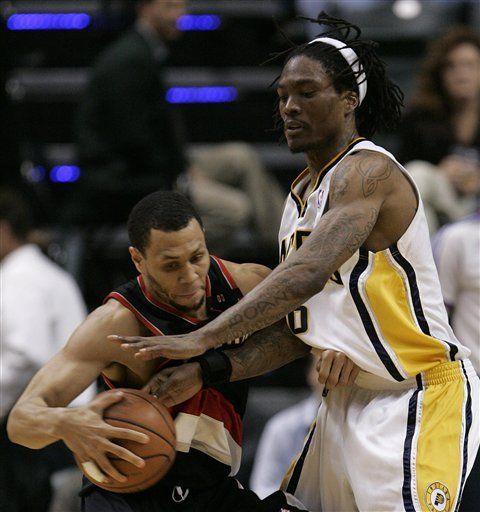 NBA: Trail Blazers 95, Pacers 85; Roy mete 20 puntos