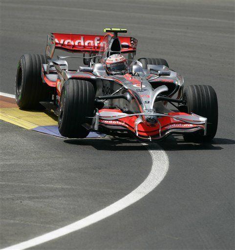 Raikkonen el más veloz en las prácticas de la Fórmula Uno