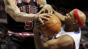 NBA: Bulls 95