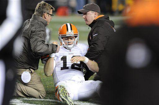 Harrison, de los Steelers, es suspendido 1 partido por golpe a McCoy