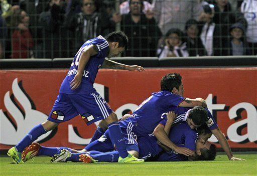 Sudamericana: La U vence a Liga y queda a un paso del título