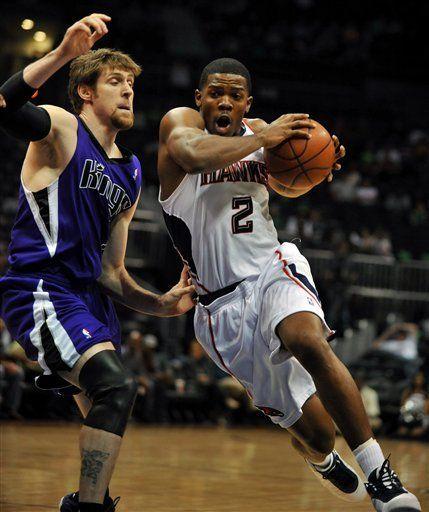 NBA: Hawks 119, Kings 97; Horford anota 23 puntos