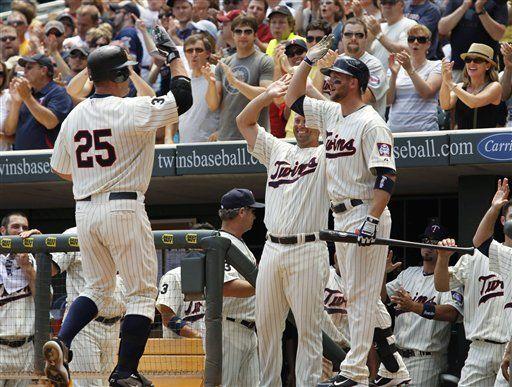 MLB: Mellizos 9, Cerveceros 7; Valencia define con sencillo