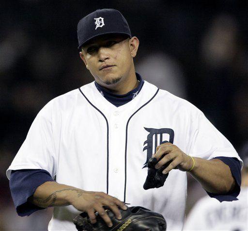 Cabrera se disculpa con Tigres por haber bebido