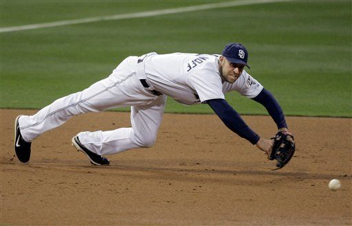 MLB: Padres 3, Cardenales 2