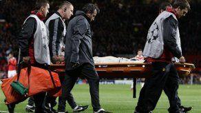 Valencia será baja por buena parte de la temporada