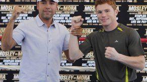 El canelo Alvarez enfrenta en EEUU su pelea más importante