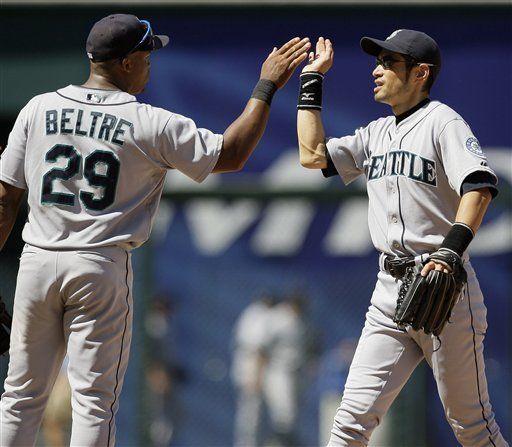 MLB: Marineros 4, Reales 3
