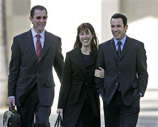Inicia juicio contra Helio Castroneves por evasión fiscal