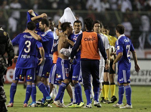 Sudamericana: La U a un paso de su primer título internacional