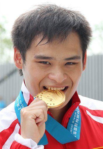 China suma 3 medallas de oro en clavados en Mundial de natación