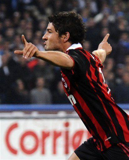 Italia: Doblete de Amauri le da la victoria a Juventus
