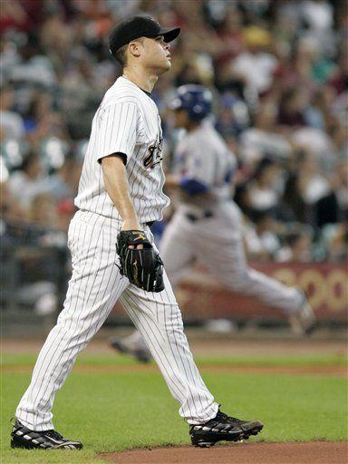 MLB: Dodgers 7, Astros 6, 11 innings; Kent define con jonrón