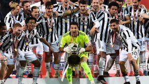 Juventus se bebe una Coppa para olvidar una pésima temporada