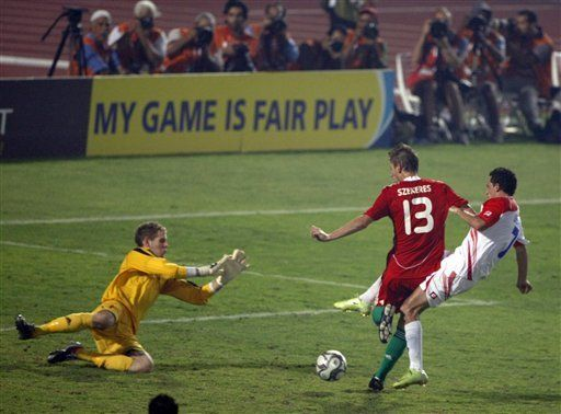 Sub20: Hungría vence a Costa Rica y termina tercero
