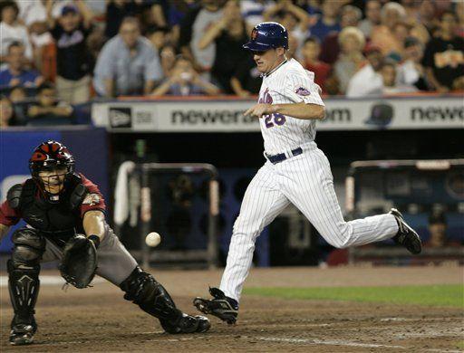 MLB: Astros 8, Mets 3; jonrón de Berkman