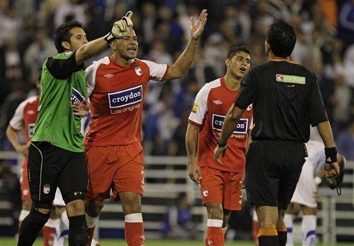 Sudamericana: Vélez, en semifinales tras vencer a Santa Fe
