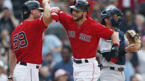 Medias Rojas maltratan otra vez a Yankees