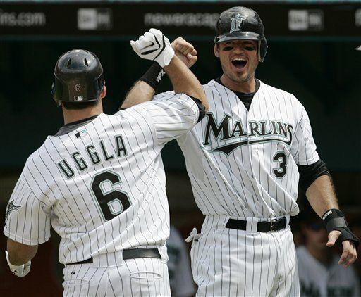 MLB: Marlins 8, Gigantes 6; Vizquel rompe marca de Aparicio