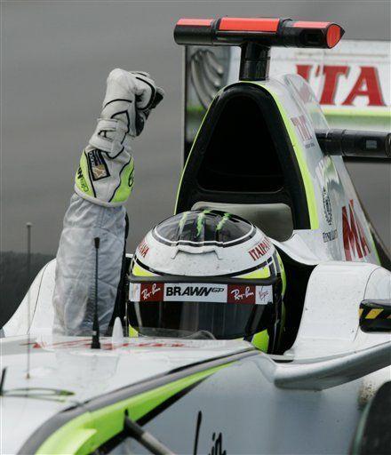 F1: Button desea seguir con Brawn GP