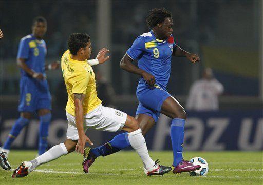 América: Thiago Silva no está descartado para juego con Paraguay
