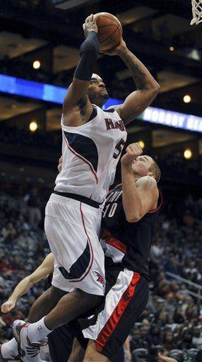 NBA: Hawks 98, Trail Blazers 80; Hawks suman 5 victorias en fila