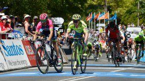 McCarthy gana la segunda etapa del Tour Down Under y logra el liderato