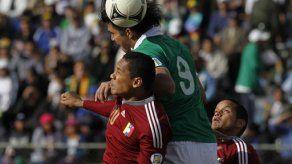Mundial: Venezuela empata 1-1 con Bolivia