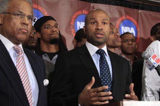 Fuente AP: Jugadores y dueños de equipo de NBA citan reunión