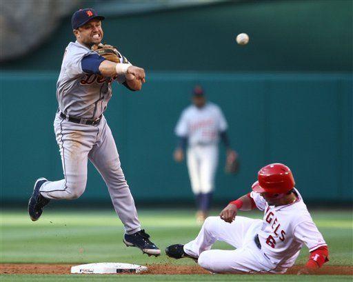 MLB: Angelinos 3, Tigres 2