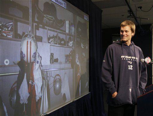Brady y Patriots tratan de digerir foja de 3-2