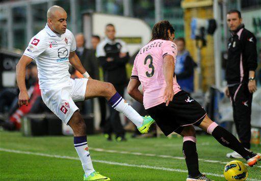 Italia: Roma sin su goleador Osvaldo enfrentará a Fiorentina