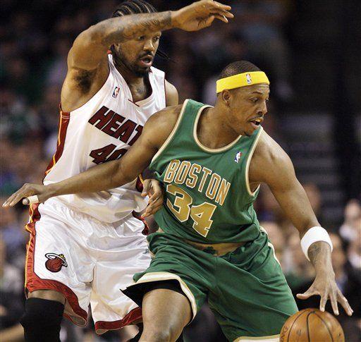 NBA: Celtics 112, Heat 108, en tiempo extra