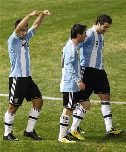 América: Messi otra vez asistente de ataque ante Uruguay
