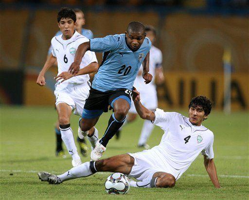Sub20: Uruguay-Ghana por el liderato del Grupo D