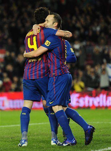Madrid y Barcelona podrían toparse en cuartos de Copa del Rey