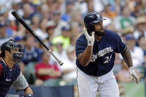 MLB: Fielder y Ortiz encabezan competencia de cuadrangulares