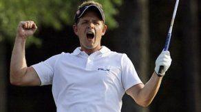Luke Donald es el golfista del año del Tour de la PGA