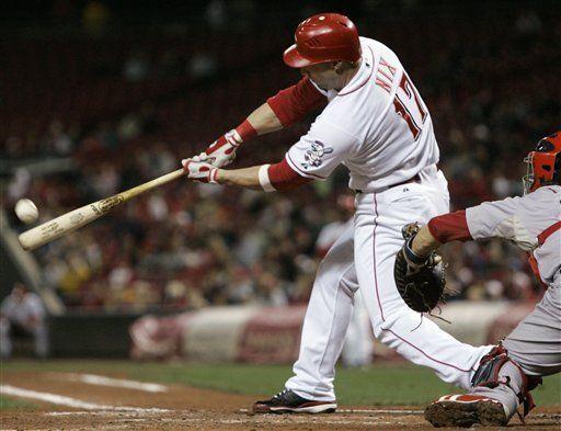 MLB: Rojos 6, Cardenales 1; Nix y Arroyo dan triunfo a Cincinnati