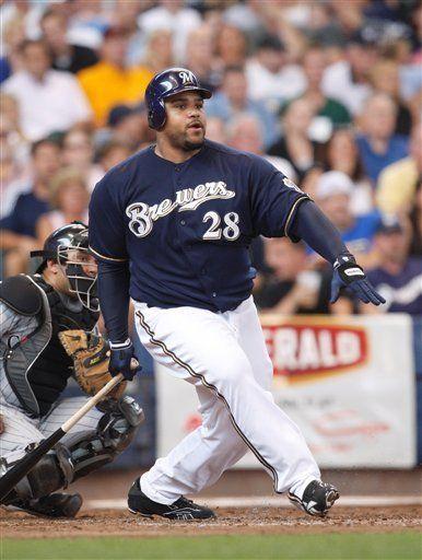 MLB: Cerveceros 11, Rockies 1