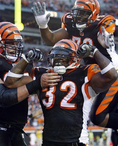 NFL: Bengals 45, Bears 10; Palmer, cinco pases de touchdown