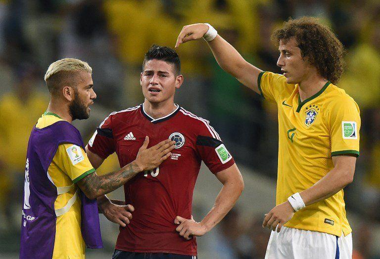 Brasil avanza a semifinales