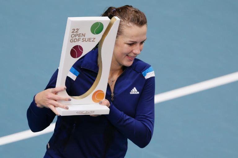 Pavlyuchenkova derrota a Errani en la final del Open GDF SUEZ